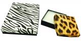 Animal Print Jewelry Boxes